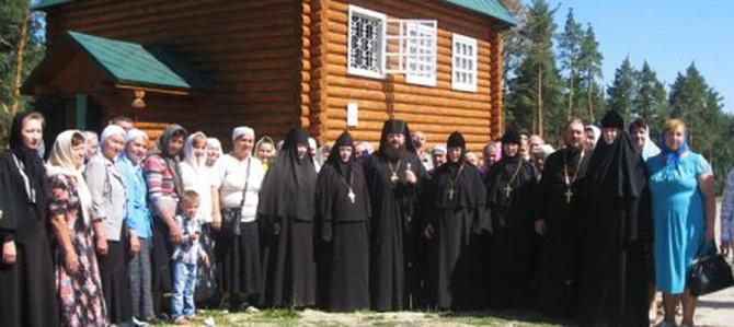 Открылся Шиханский монастырь