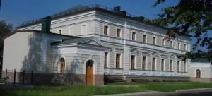 Дом Оболенских