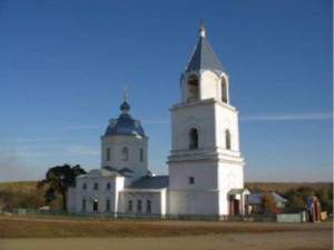 Храм Ахматовка