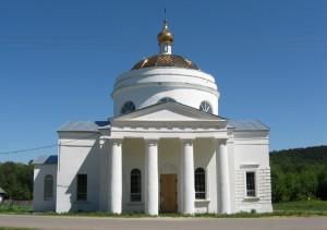 Храм Столыпино