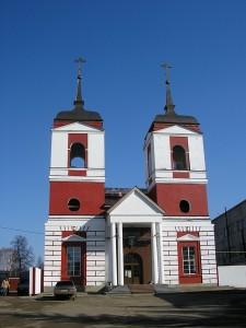 Церковь у хлебозавода