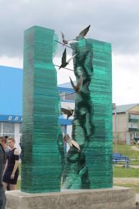 Скульптура Память