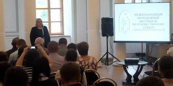 В Никольске завершился Международный молодежный фестиваль по художественному стеклу