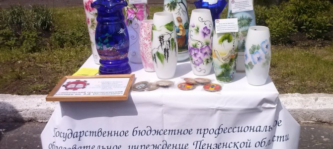 «Хрустальная ярмарка» в Никольске
