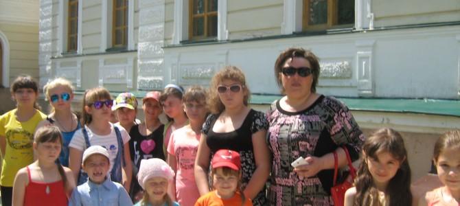 Обзорная экскурсия по городу Никольску