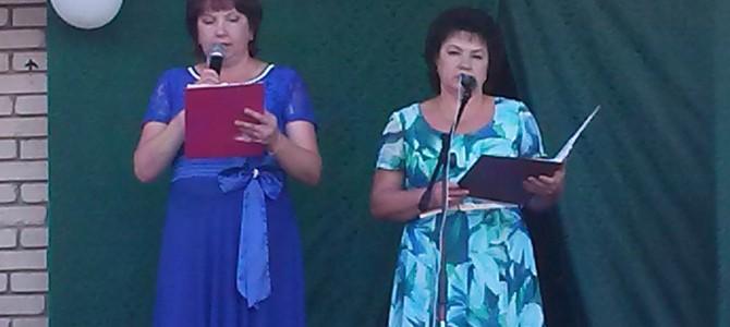 В селе Зеленодольское прошел праздник села «Уголок России»