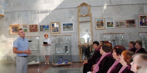 В Никольском районе 3 и 5 августа прошли мероприятия, посвященные основанию отечественного стеклоделия.