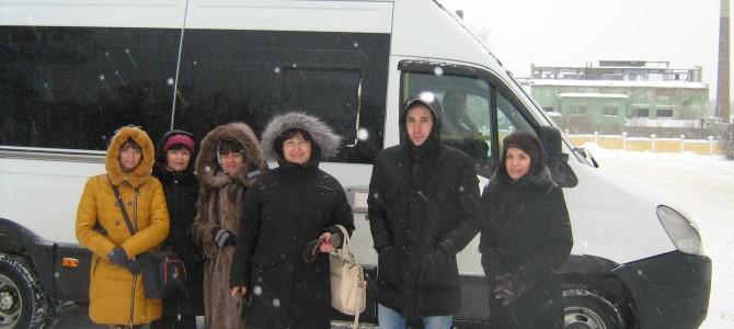 Гости из Ульяновска