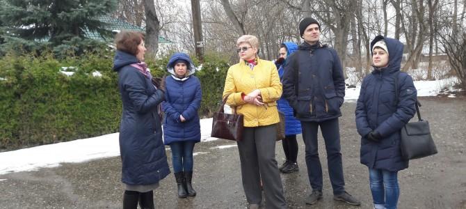 Туристы из Ульяновска