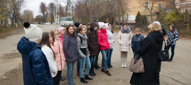 Экскурсия «Никольск – хрустальное сердце России»