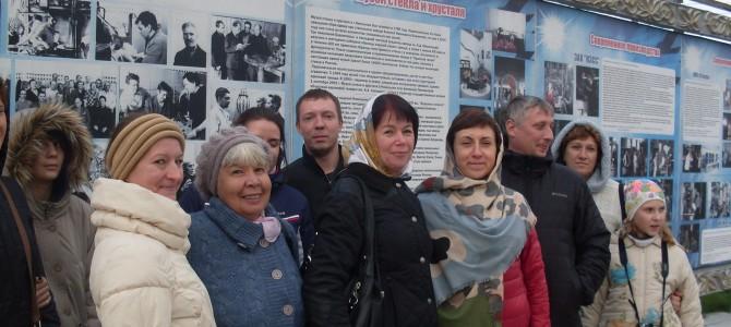 Экскурсия по памятным местам города Никольска