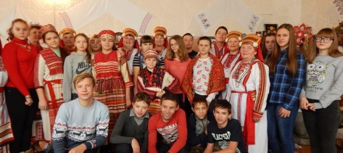 Экскурсия из села Столыпино