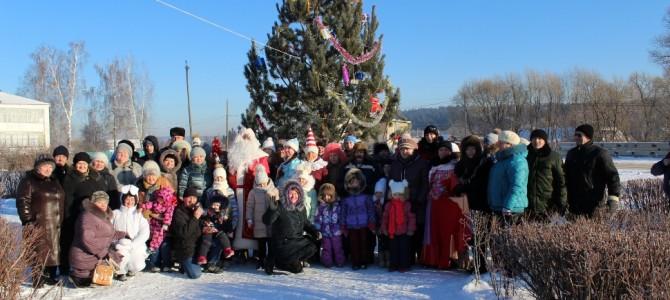 В Никольске прошла развлекательная программа «Праздник «Старый новый год»