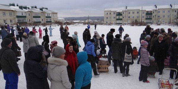 Никольский район принимает участие во всероссийском фестивале городской среды «Выходи гулять!»