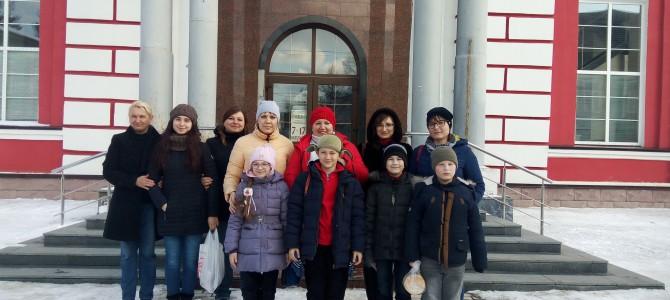 Экскурсия для гостей из Ульяновска