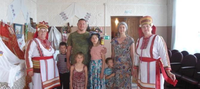 Гости из Московской области