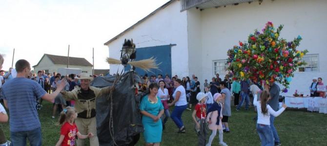 В селе Большое Пермиево прошел Фольклорный праздник «Тундень Ильтема»