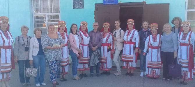 Гости из Липецка