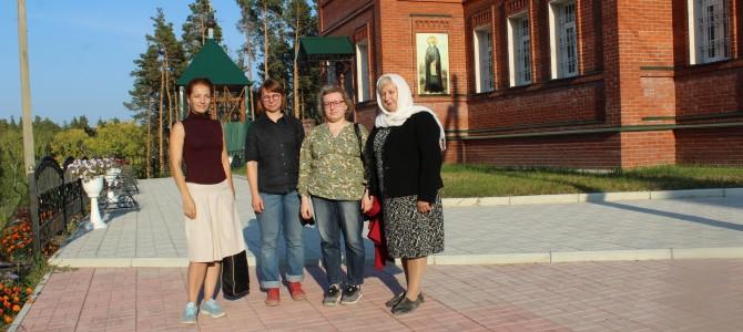 Экскурсия в Шиханский Покровский женский монастырь