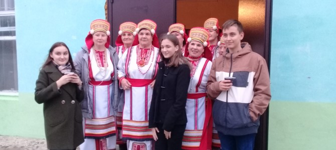 Гости из города Пенза