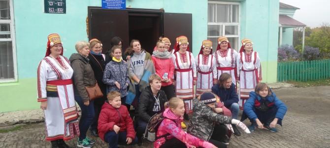 Гости из Москвы