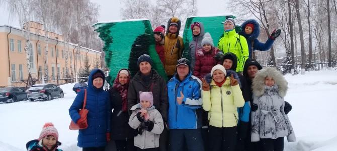 Гости из Ульяновской области