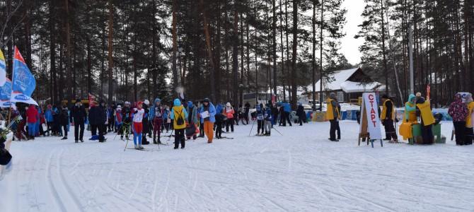 III этап Кубка Пензенской области по лыжным гонкам