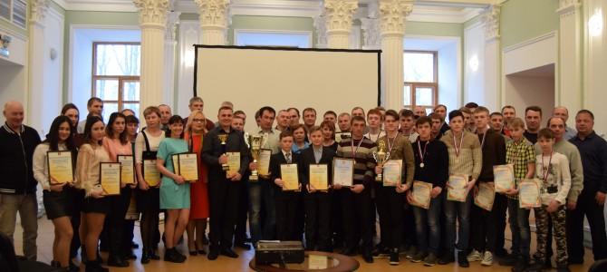 В городе Никольске прошло мероприятие по подведению итогов зимнего спортивного сезона 2019 года