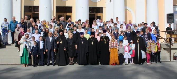 В городе Никольске прошел II молодежный православный патриотический фестиваль «Русь святая»