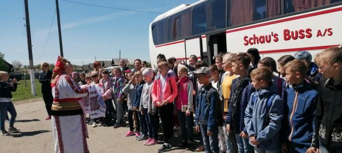 Село Карамалы принимает участников проекта «Культурная суббота»