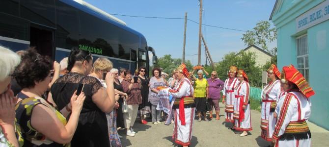 Село Карамалы встречает гостей