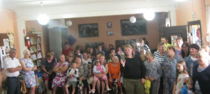 В деревне Субботино прошел праздник «Деревенька родная»