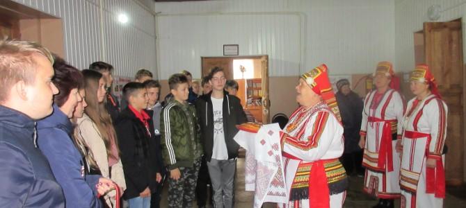Гости из Пензы
