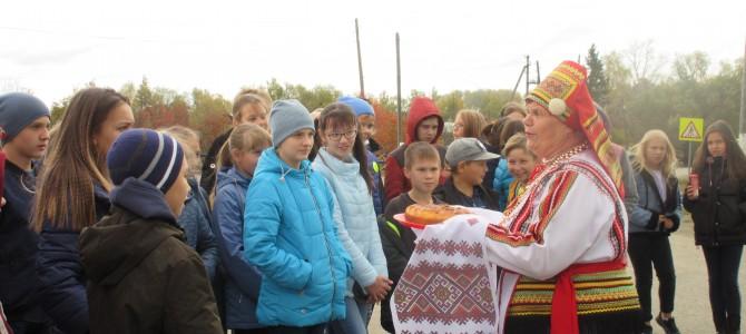 Никольский район посетили туристы из рабочего поселка Евлашево Кузнецкого района