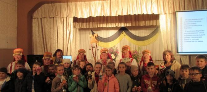 Гости из школы №58 г. Пенза
