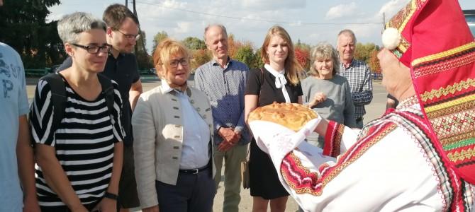 Гости из Германии