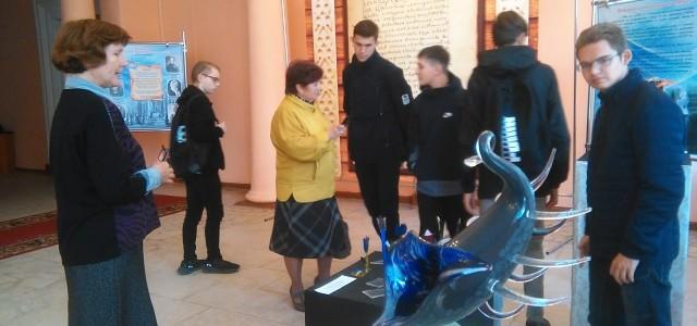 Экскурсия для студентов колледжа имени А.Д.Оболенского