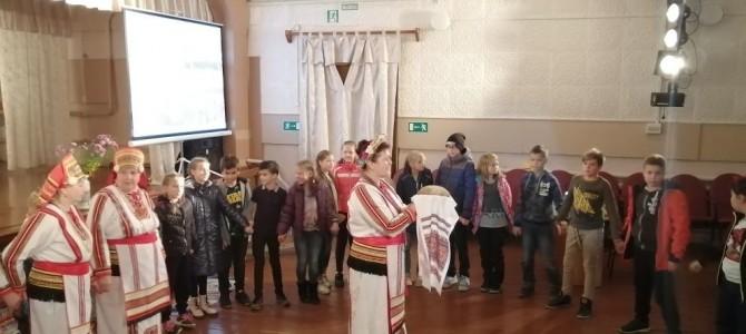 Гости из города Заречный