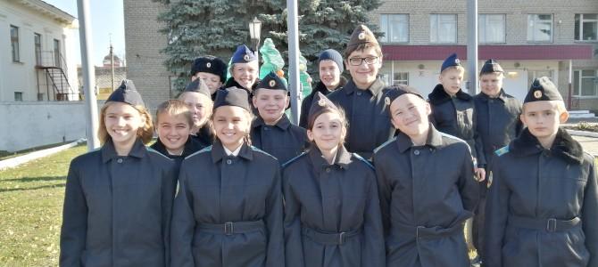 Никольский район посетили кадеты «Школы-интерната имени генерала В.С. Чечеватова