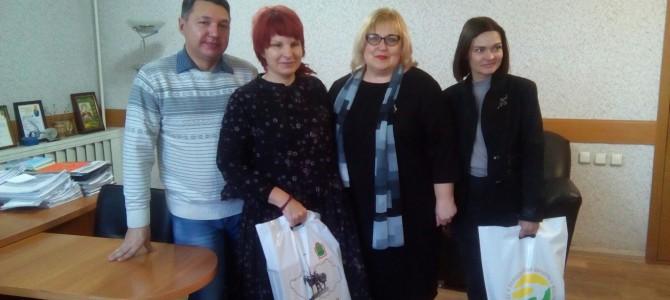 Никольский район посетила доктор филологических наук, профессор Белградского университета Ирина Антанасиевич