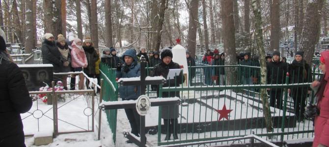 В городе Никольске состоялись памятные мероприятия, посвященные Дню неизвестного Солдата
