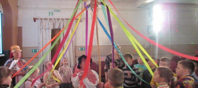 Село Карамалы посетили ученики Никольской средней школы №4
