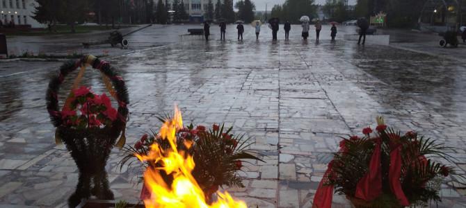 В Никольском районе прошла всероссийская акция «Минута молчания»