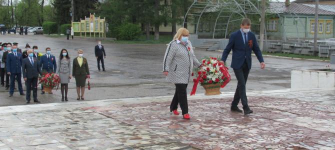 В Никольском районе почтили память погибших в Великой Отечественной войне 1941-1945 годов