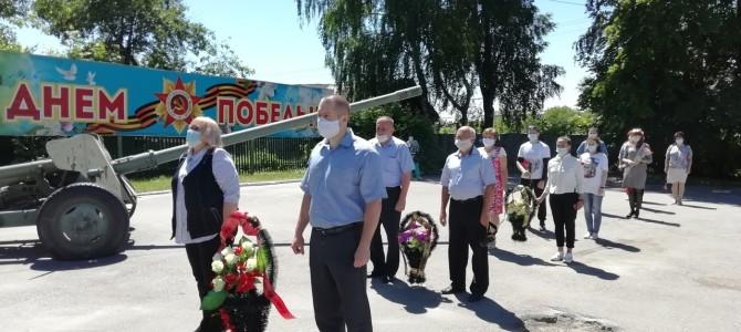 В Никольском районе прошла общероссийская акция «Минута молчания», посвященная Дню памяти и скорби.