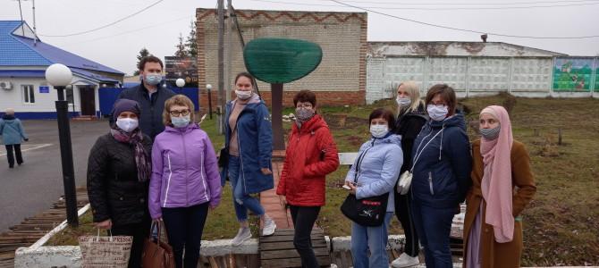 Гости из Саратова