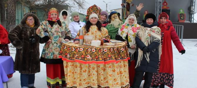 В Никольском районе прошли мероприятия, посвященные празднику «Масленица»