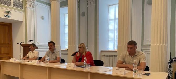 Никольский район с рабочим визитом посетил врио Заместителя министра культуры и туризма Пензенской области Ильдар Мавлюдов