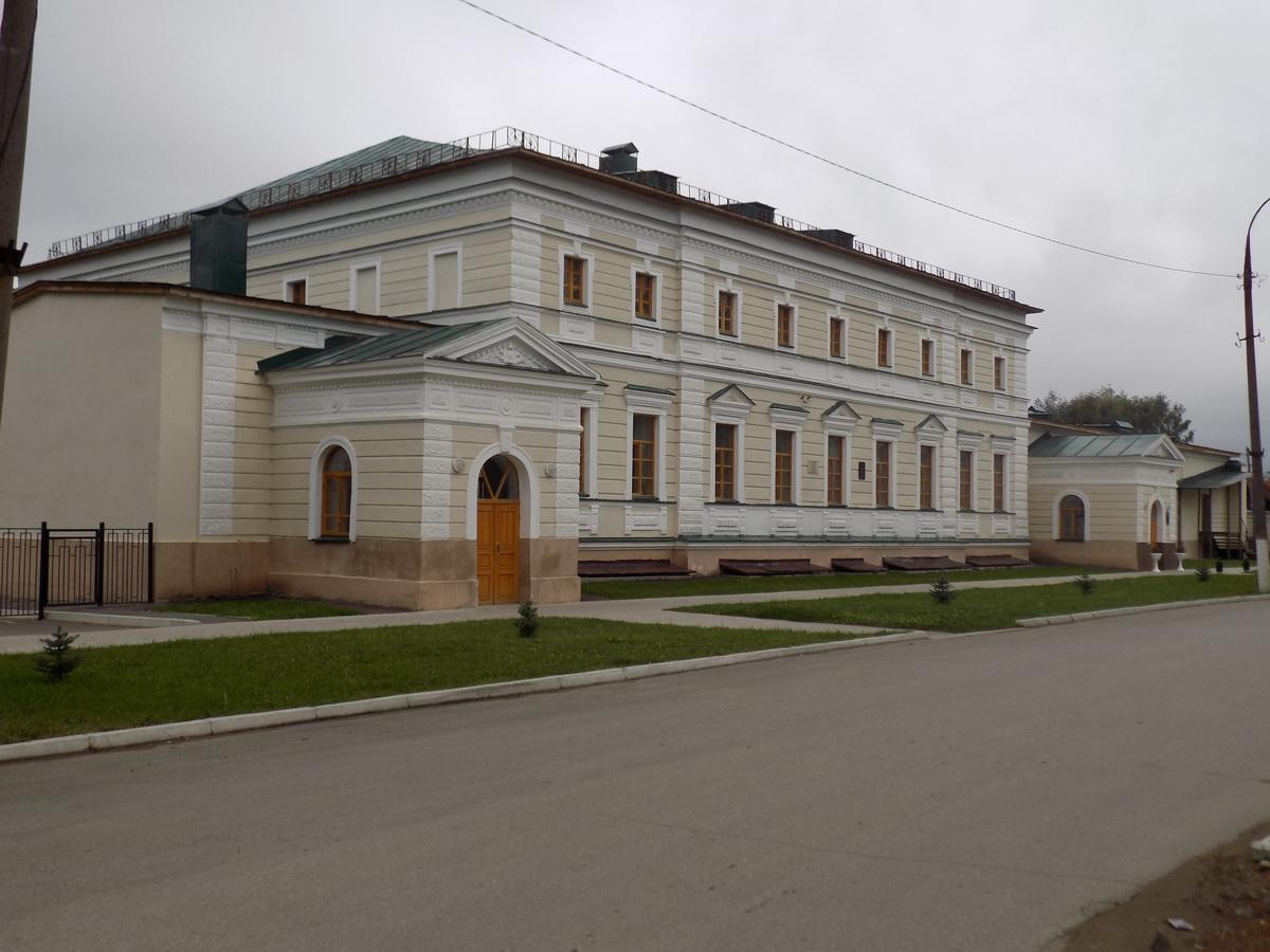 Дом Бахметевых-Оболенских 3
