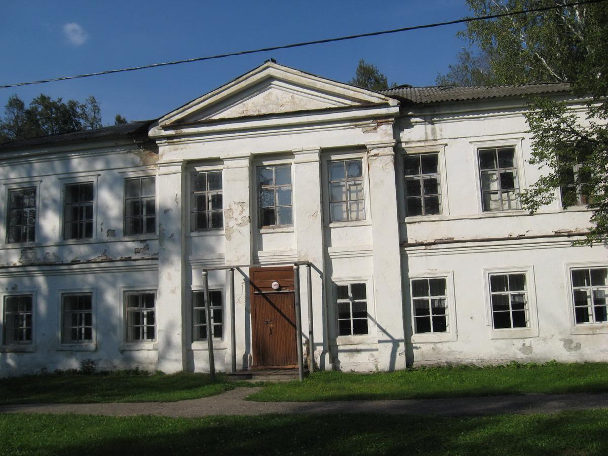 Дом Шуваловых